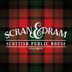 Scran & Dram 12x12 square